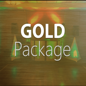 DJ Services GOLD Package